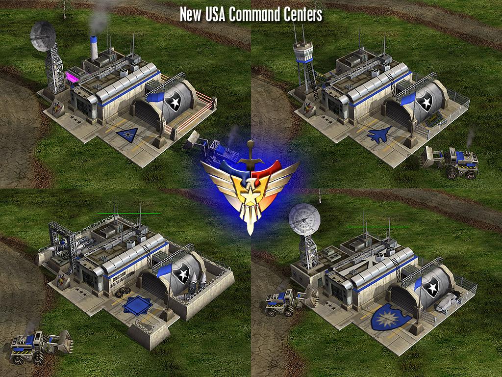 Welcome to c&c: shockwave a c&c generals zero hour modification.