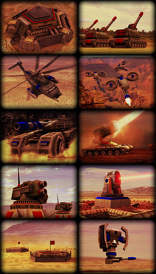 command and conquer generals zero hour shockwave maps